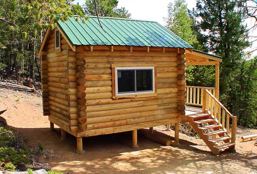 Awesome Choices To Make Your Beautiful Log Cabin In The Mountains Or Next To A Lake A Must Have To Escap Small Log Cabin Small Log Cabin Plans Log Cabin Plans