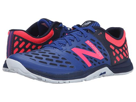 Womens Shoes New Balance X20v4 - Training Blue/Pink