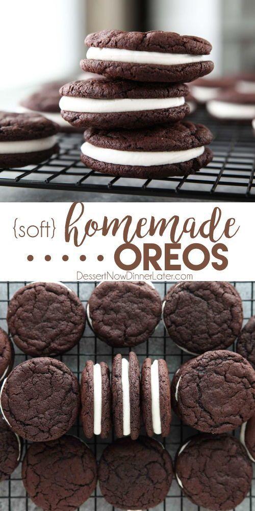 Homemade Oreos | Dessert Now, Dinner Later!