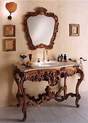 Charming Antique Bathroom Vanities Antique Furniture Victorian