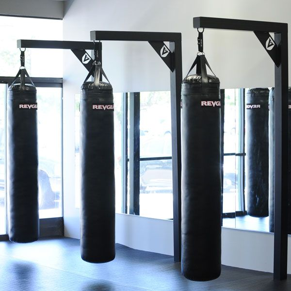 heavy bag stand punching