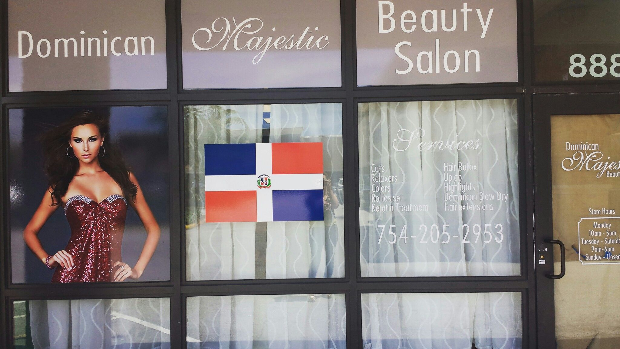 Welcome To Dominican Majestic Beauty Salon 888 N Federal Highway Pompano Beach Fl 33062 754 205 2953