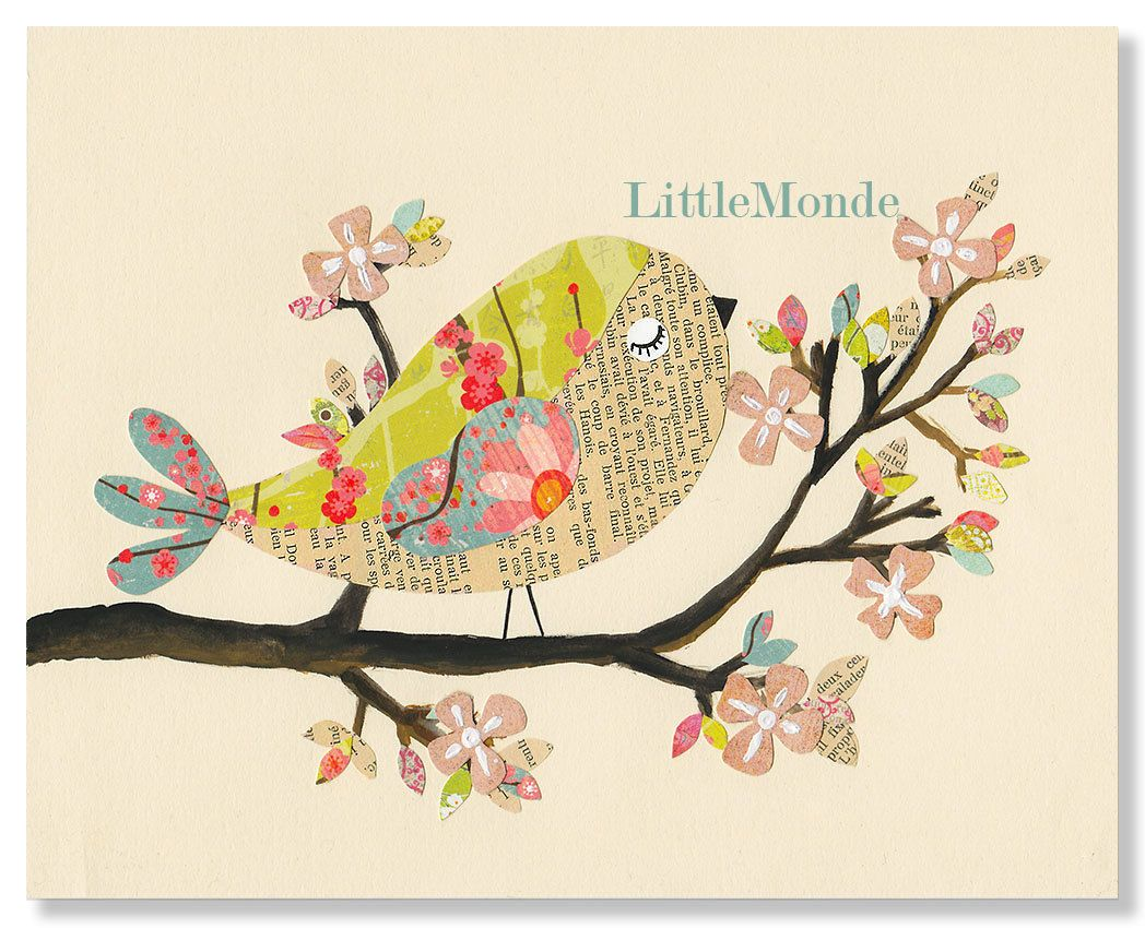 Baby Girl Nursery Prints, NURSERY ART PRINTS, French Nursery ...