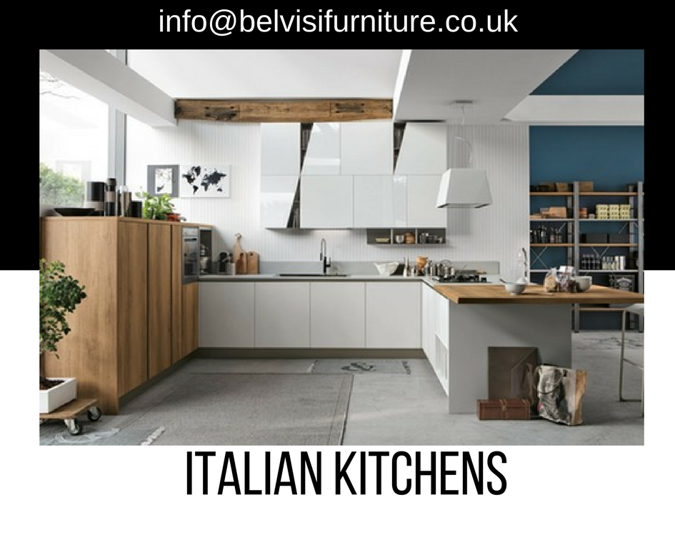Visit Belvisi Kitchen and #furniture for latest Italian #kitchen ...