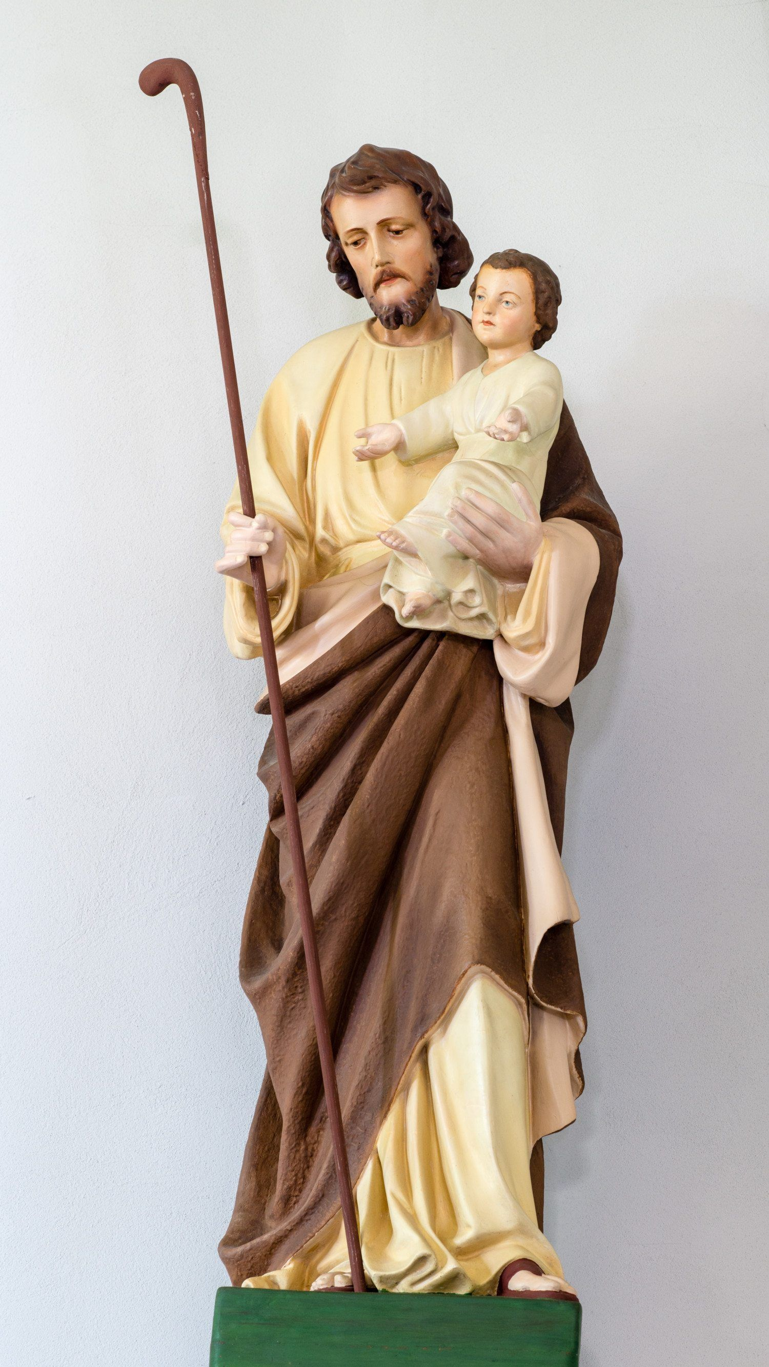The Story Behind Using A St Joseph Statue To Sell Your House St