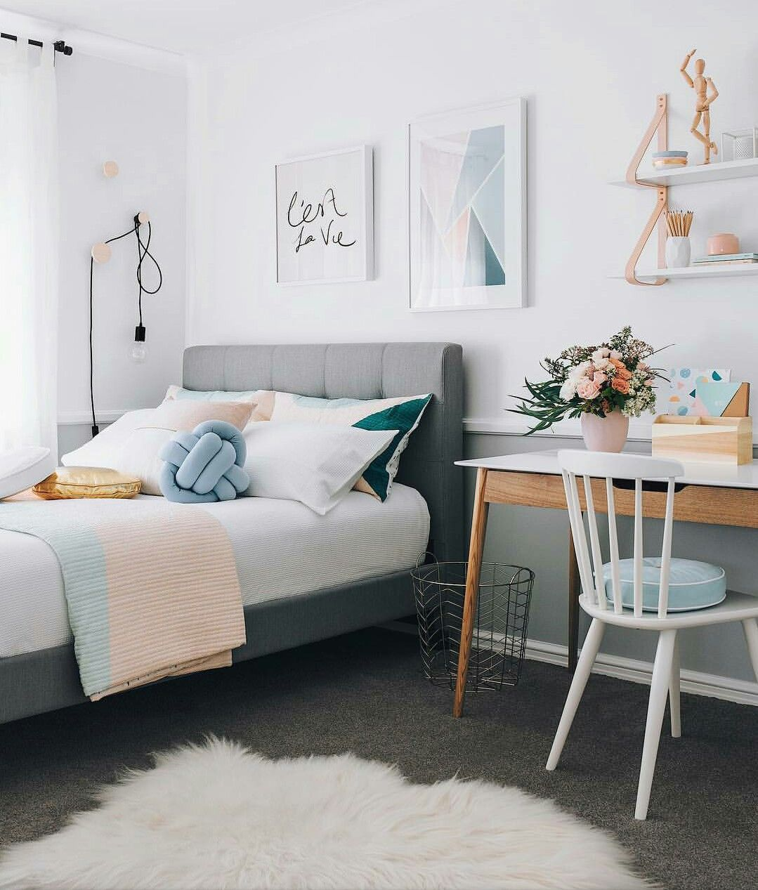 Bedroom goals | Dream Space | Pinterest | Bedrooms, Room and Room ideas