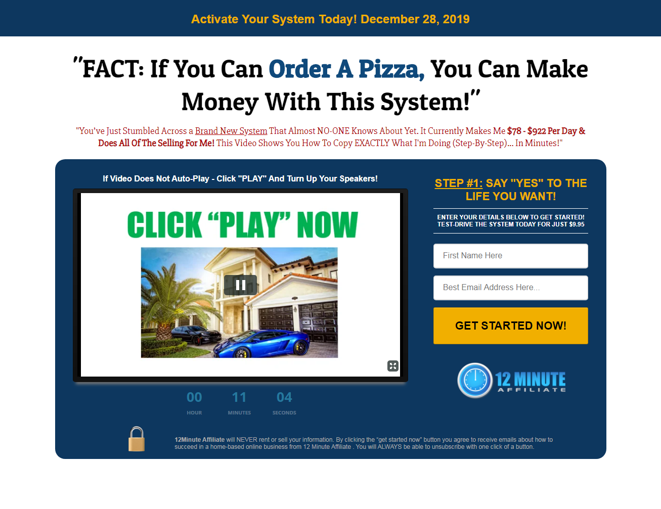 Earn Easy Money By Our Simple Step By Step Instructions Make It Easy For Even The Newest Online Marketer To Have T Earn Easy Money Easy Money Online Easy Money