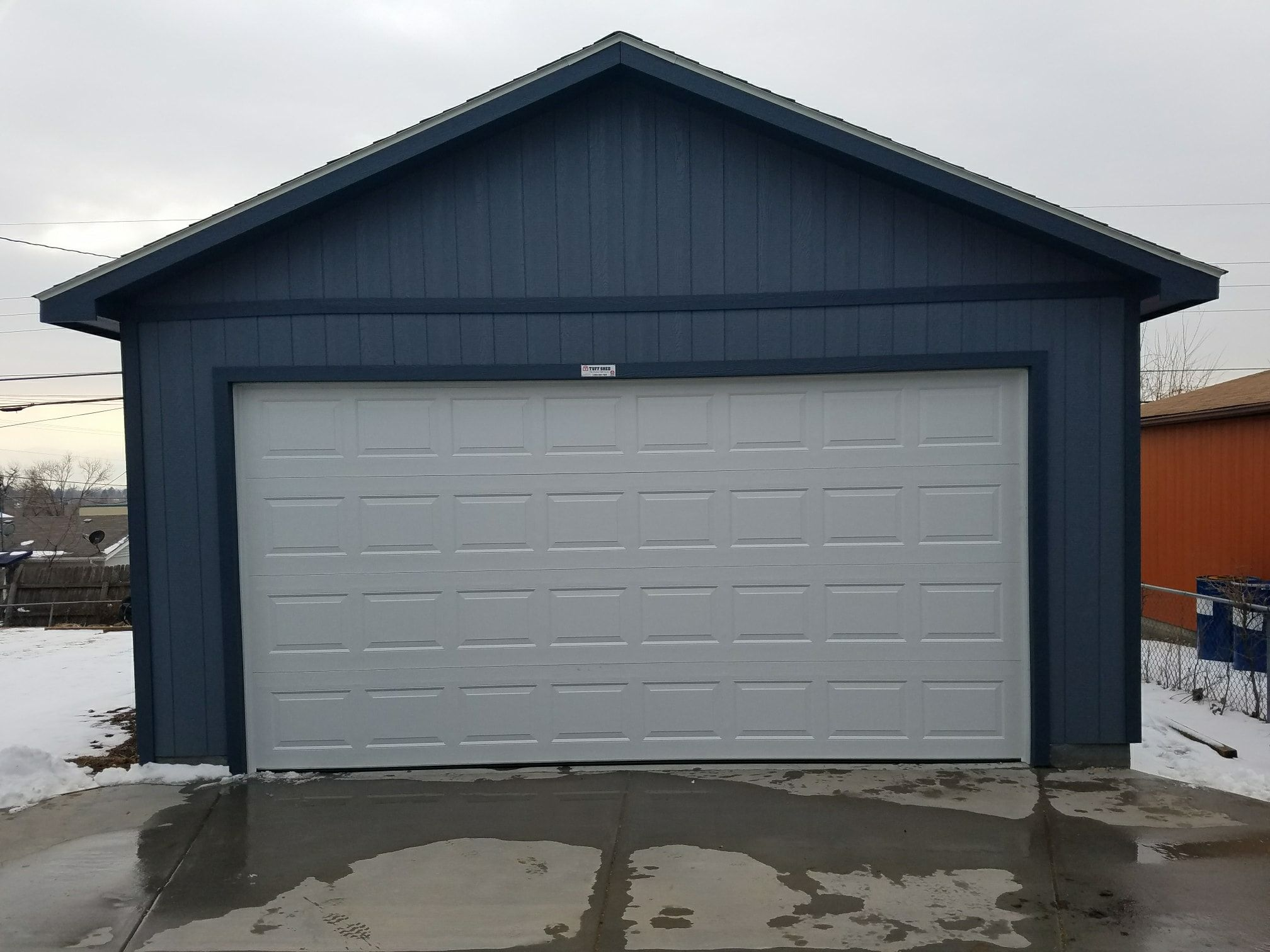 Best Storage Shed Construction Modern Roofing Roof 400 x 300