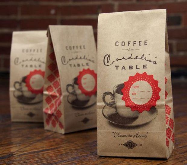 """""""Candelia's coffee"""", diseñado por Perky Bros"""