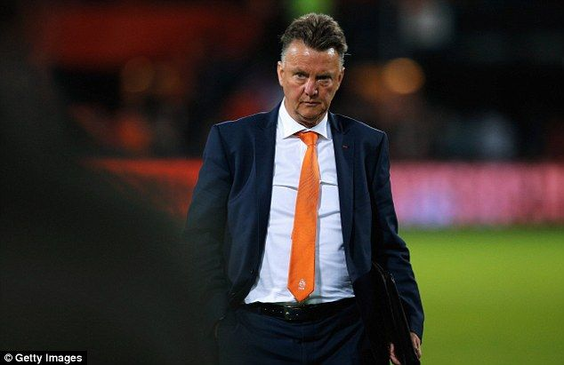 This will be Louis van Gaal's final tournament with Holland as he prepares to take the helm at Manchester United