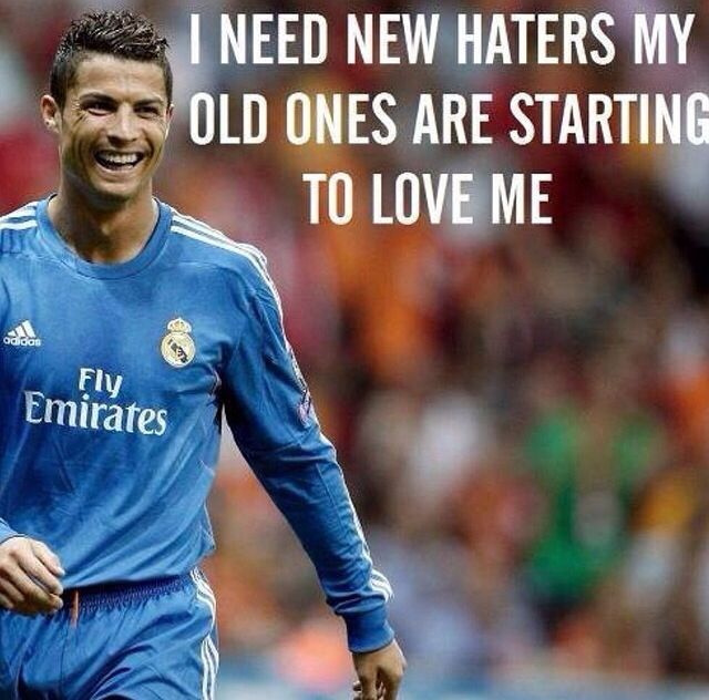 cr7 quotes about messi - photo #8