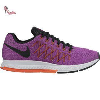 Nike Wmns Air Zoom Pegasus 32, Chaussures de Running Entrainement Femme,  Violet-Morado