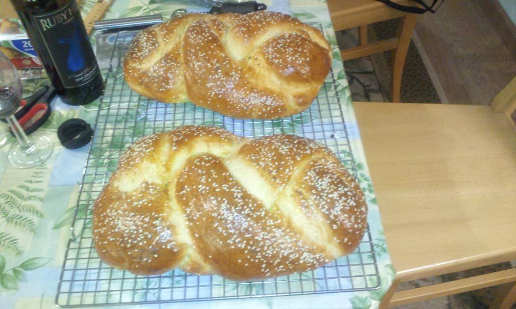 Challah Bread | Food, No yeast bread, Challah
