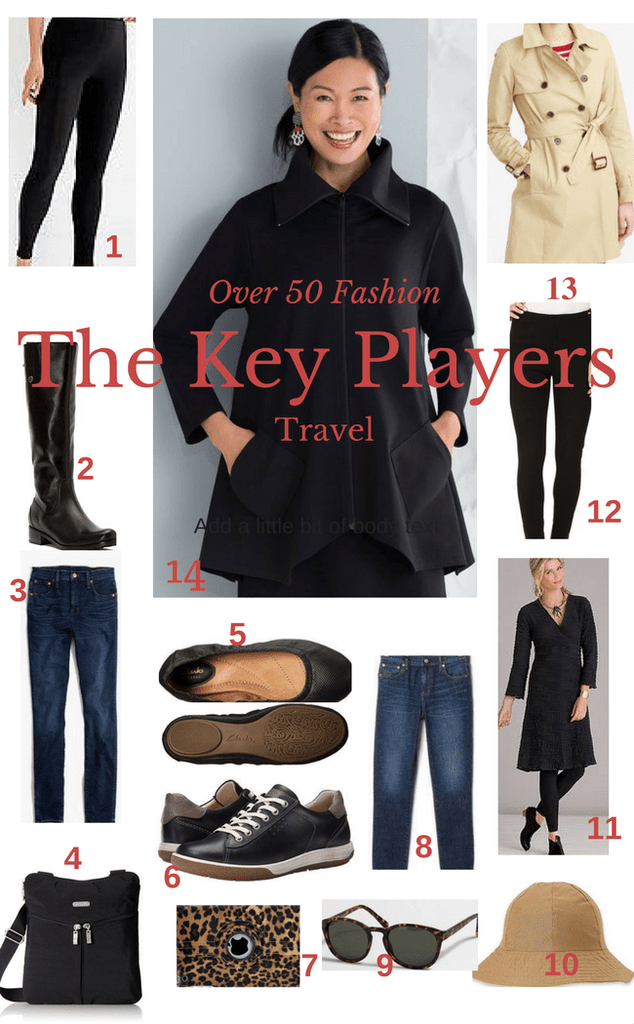 how to rock an over 50 travel wardrobepart 3  travel
