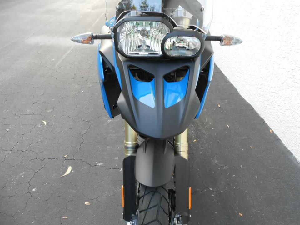 Ready for the Dakar or SWFL! 2013 BMW F800GS is BACK IN