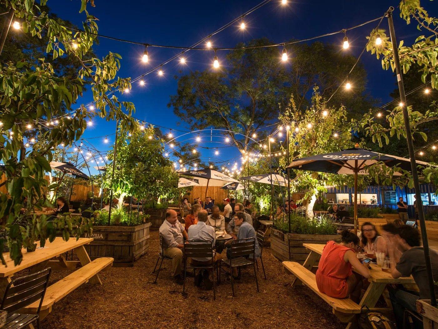 Pin By Gabi Rodriguez On Beer Garden In 2020 Backyard Beer Garden Beer Garden Design Beer Garden Ideas