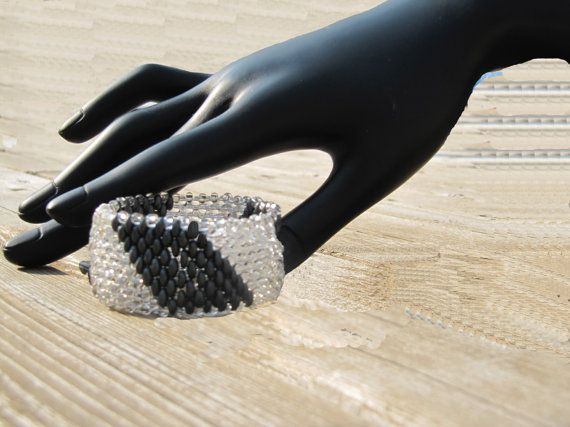 Petit Bracelet Twin / Small Twin Bracelet par Bijju sur Etsy