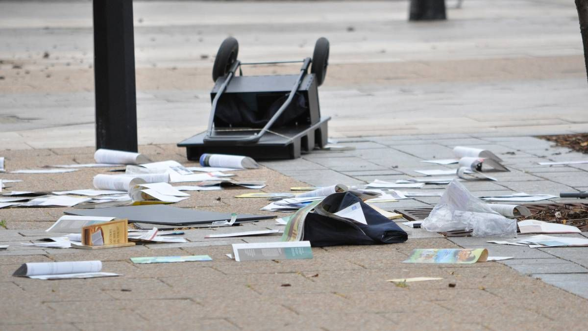 Car crash Jehovahs Witnesses: the bare naked truth emerges   Barry Duke