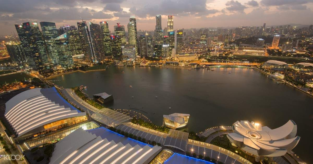 Buy Marina Bay Sands Skypark Observation Deck Admission