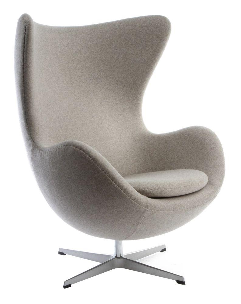 egg chair egg chair arne jacobsen pinterest designklassiker und design. Black Bedroom Furniture Sets. Home Design Ideas