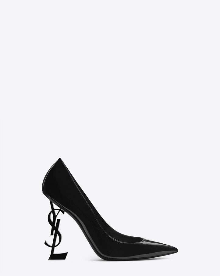 Saint Laurent High Heel Pump  discover the selection and shop online on YSL .com 1f21faf663f8
