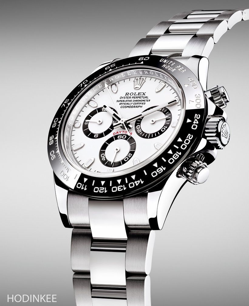 ebed24872c3 2016 Rolex Cosmograph Daytona with Cerachrom Bezel. 40mm stainless steel  case
