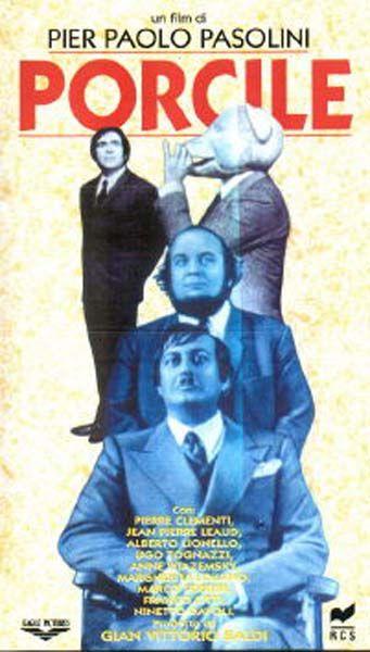 Porcile (1969) It. / Fr. D: Pier Paolo Pasolini. Pierre Clementi, Jean-Pierre Leaud, Ugo Tognazzi. 24/01/06