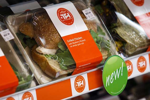 Great Grilled Chicken Sandwich Sold Under The Tony Horton Kitchen Brand Sold At  7 Eleven