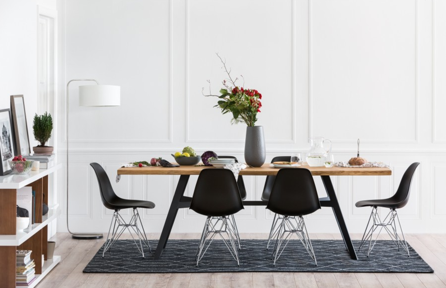 Chairs For The Dinning Area Structube Chaise De Salle A Manger Table Salle A Manger Table A Manger Contemporaine