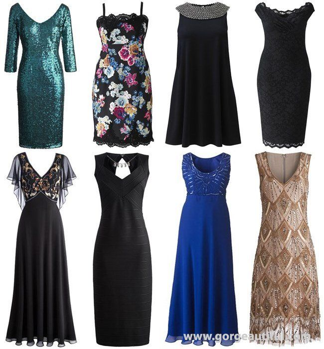 Plus Size New Year's Party Dresses 2014 by Simply Be