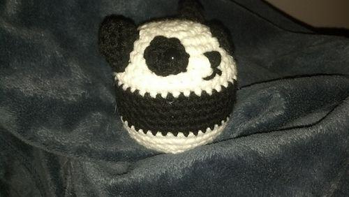 Ravelry: Panda Animal Ball pattern by Shelley Bunyard   Crochet ...