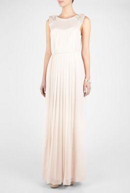 Cloister Beaded Silk Maxi Dress By Tibi Dresses Silk Maxi Dress Fashion