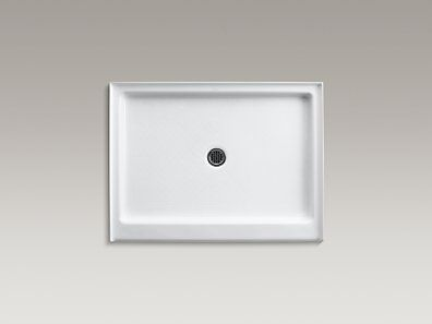 Kohler K 9025 0 Kathryn 48 Quot X 36 Quot Single Threshold