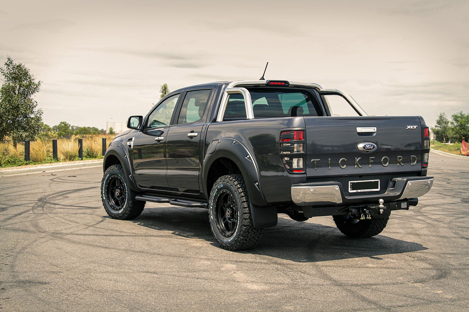 What Goes In The Back Of Your Ute Featured 2020 Ranger Xlt With