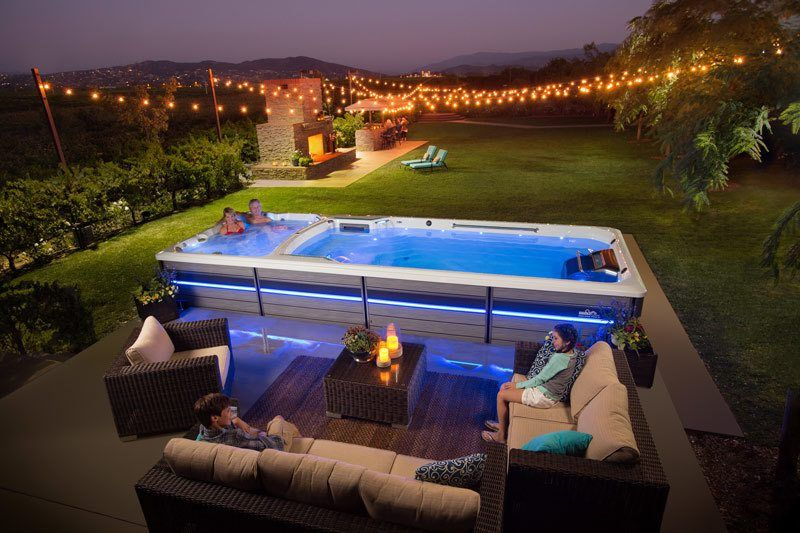 Swim Spas - Bay Area Fitness & Endless Pools | Creative Energy