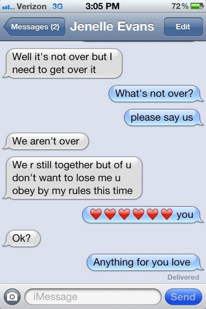 22 Breakup Texts That Are so Bad Theyre Hilarious | Funny