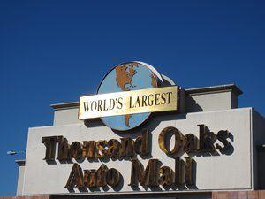 Thousand Oaks Auto Mall Thousand Oaks Ca Oaks Thousand Oaks Newbury Park