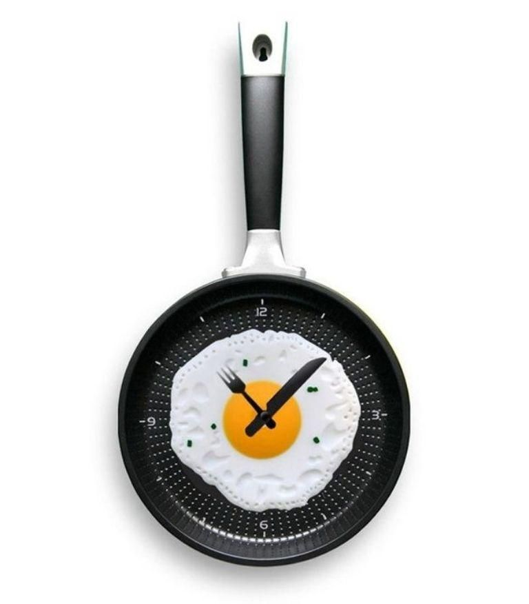 10 Cool Kitchen Wall Clock Designs Rilane We Aspire To Inspire Kitchen Wall Clocks Kitchen Clocks Wall Clock Modern