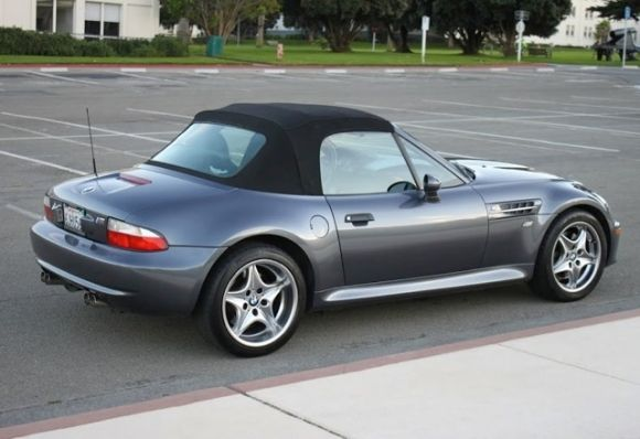 Bat Exclusive 32k Mile 2001 Bmw M Roadster Bmw Bmw Convertible