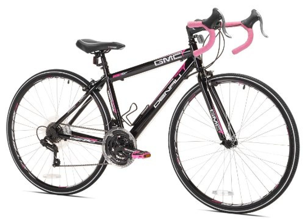Gmc Denali Road Bike 41cm X Small Black Pink Road Bike