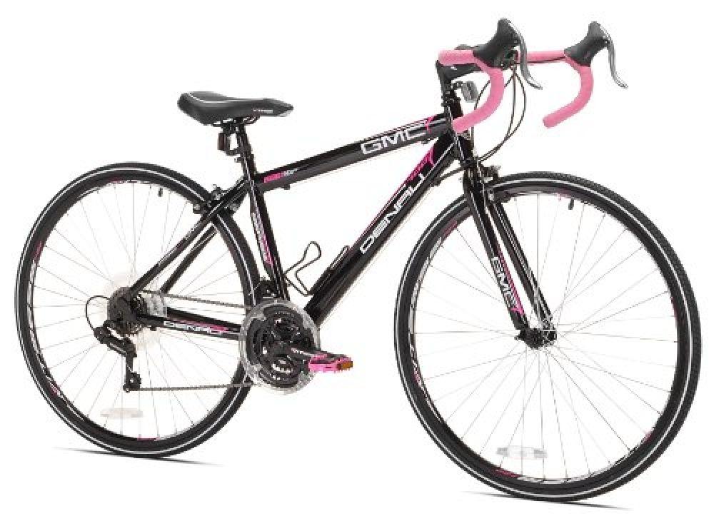 Gmc Denali Road Bike 41cm X Small Black Pink Road Bike