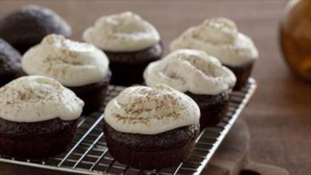 Dave pairs dark stout with chocolate in these rich, moist cupcakes. | Cupcake recipes, Chocolate ...