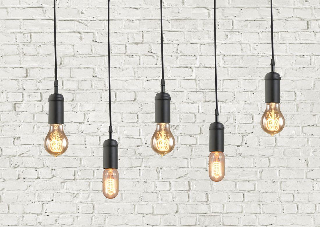 modern industrial pendant lighting. Vintage Industrial Hanging Pendant Light Fixture - MODERN FURNITURE AND INDUSTRIAL BY KB FURNISHINGS IN Modern Lighting S