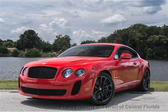 2010 Continental Supersports Supersports Awd Coupe Bentley Used Bentley Bentley Continental