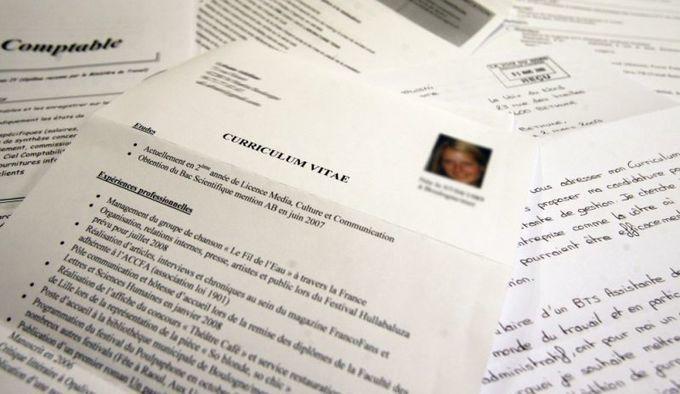 Les données personnelles du CV I Juliette Zacharie