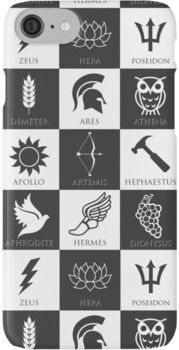 Greek Gods phonecase | iPhone Cases & Covers | Percy Jackson