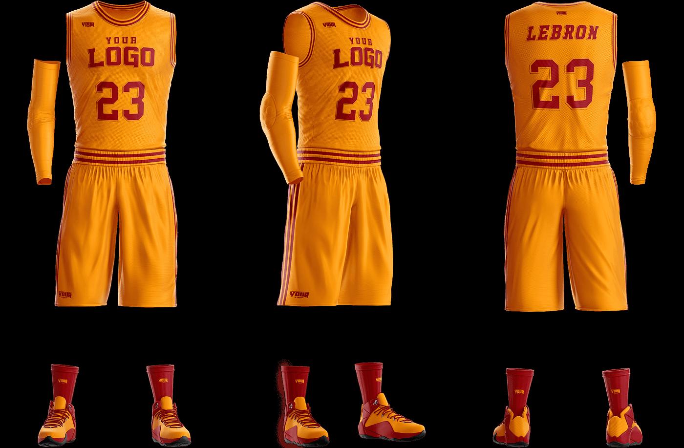 Download Basketball Uniform Photoshop Template Mockup Basketball Uniforms Design Basketball Uniforms Xavier Basketball