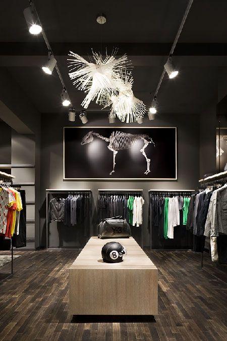 c32d6ae90a men s clothing shop design - Google Search