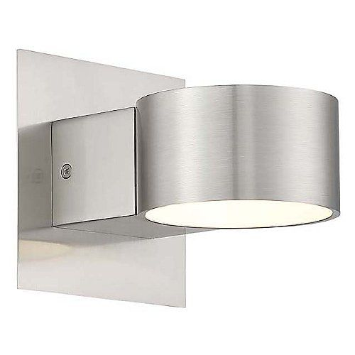 If youre looking for a way to lift the mood of your interior why not liven things up with the arnsberg lacapo led wall sconce unlike your standard