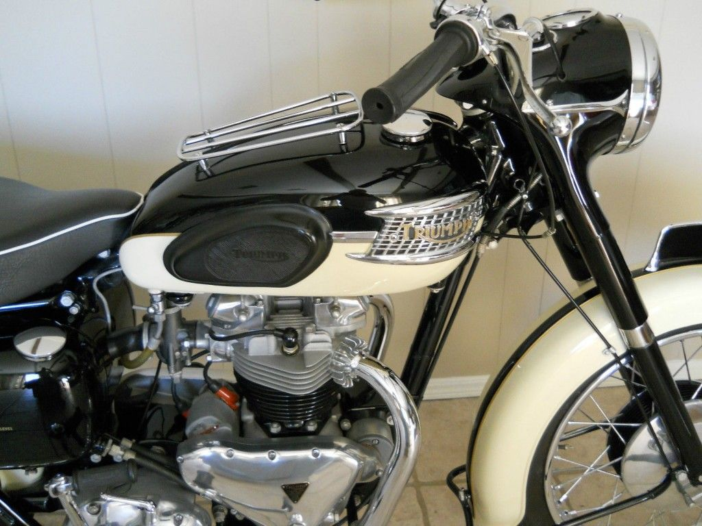 triumph motorcycle gas tank restoration